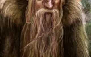 Лесной человек яг-морт. Йиркап и лось