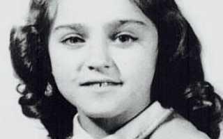 Автор мадонны. Мадонна: биография известной певицы
