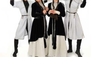 Студии кавказских танцев. Танцы народов кавказа