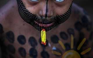 Дикари амазонии. Дикие и загадочные племена амазонии