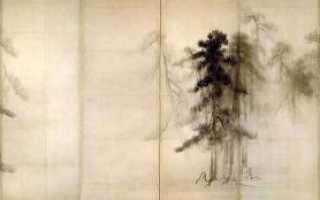 Японская живопись. Современная японская живопись