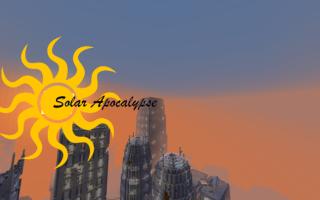 Майнкрафт 1.7 10 солнечный апокалипсис.