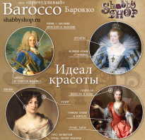 Барокко биография. Что такое барокко