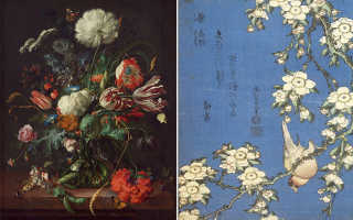 10 самых знаменитых картин. Водяные лилии