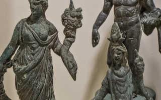 I. Общее и особенное в греческой и римской культуре