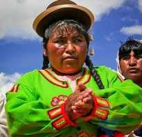 Индейцы кечуа. Индейцы, метисы, креолы