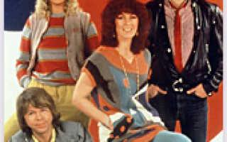 Состав группы абба в 1973 году. История группы ABBA