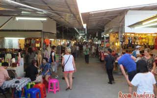 Рынок еды на патонге. Ночной рынок на кароне, пхукет