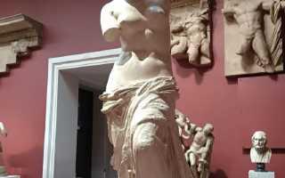 Загадка венеры милосской. Венера, богиня любви