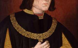 Легенды Шекспира. Ричард III кровавый и уродливый
