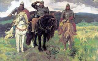 Основные виды фольклора. Произведения фольклора