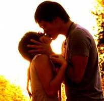 К чему снятся поцелуи с парнем.