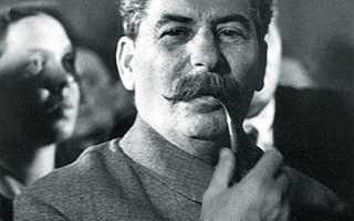 ДНК-генеалогия Сталина. Сталин оказался осетином