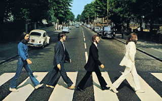 Создание и распад группы битлз. The Beatles