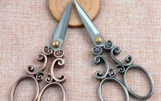 История изобретения ножниц. История ножниц