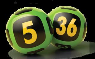 Неполные системы 5 из 36. Мифы о лотерейных системах