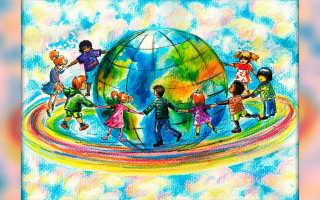Стихи о мире для детей. Молитва о мире на земле