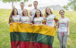 Литовская фамилия. Фамилии литвы