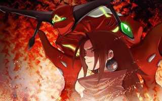 Топ 5 самых лучших аниме. Нет жизни без игры
