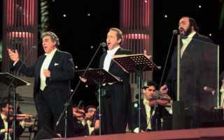 Известные сопрано мира. Великие певцы мира (сопрано)