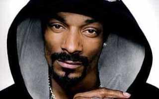 Настоящее имя снуп дога. Биография Snoop Dogg