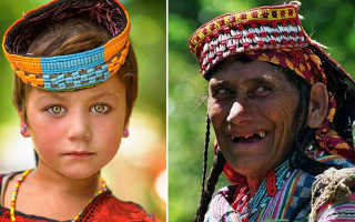 Народ долины хунза. Энциклопедия обо всем на свете