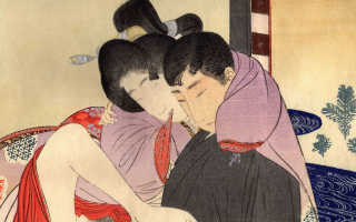 Анна Пушакова: Сюнга. Откровенное искусство Японии