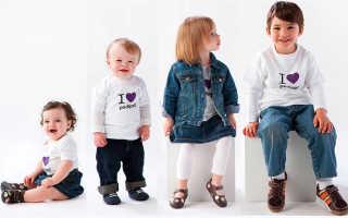 Размеры детской одежды 8.9.10 китай