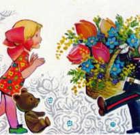 Красивые рисунки на тему 8 марта.