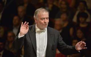 Известные оперные дирижеры. По мановению руки