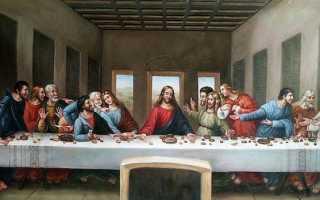 Тайная вечеря кто есть. Тайна Леонардо да Винчи