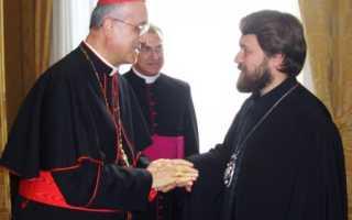 Алфеев священник. Час тайного кардинала