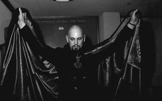 Джеймс лавей. Верховный жрец 'Церкви Сатаны'