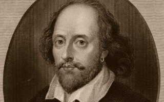 Самые известные английские писатели.