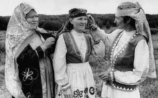 Финно угорские народы западной сибири 16 век. Россия
