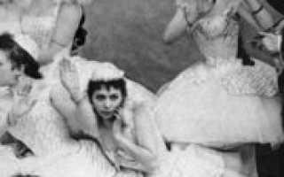 Кто придумал балет. Что такое балет, история балета