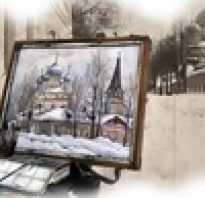 Православная живопись. Церковная живопись