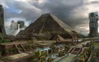 Цивилизация майя история. Где жили майя