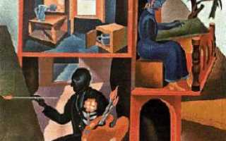 Футуризм 20 века в литературе. Футуризм в литературе