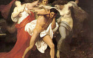Фурии сильно красивые греческая мифология. Фурии