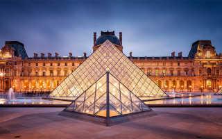 Был построен лувр. Лувр: история и коллекции
