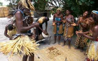 Амазония люди. Жизнь диких африканских племен