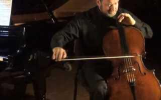 Сергей ролдугин виолончель. Золото партитуры